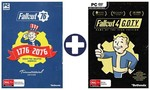 [PC] Fallout 76 Tricentennial Edition + Fallout 4 GOTY $29.97 @ EB Games