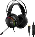 Tronsmart Glary 7.1 Virtual Surround Sound Gaming Headset $24.99 US (~$36.86 AU) Delivered @ GeekBuying