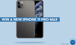 Win an  iPhone 11 Pro Max Worth $1,899 from Canstar Blue