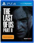 [Pre Order, PS4] The Last of Us Part II $69 Delivered @ Amazon AU