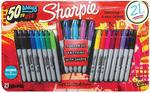 Sharpie Permanent Markers Limited Edition 21ct Value Pack $13.24 + Delivery (Free with Prime) @ Amazon US via AU