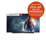 LG 4K Smart TV OLED65CPTA $3490   LG 55UM7400PTA $704   LG 65UM7400PTA $1012 + Delivery (Free C&C) @ Appliance Central eBay