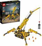 LEGO Technic Compact Crawler Crane 42097 $99 Delivered @ Amazon AU
