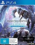 [PS4, XB1] Monster Hunter World: Iceborne Master Edition $68 / $65.69 Delivered @ Amazon AU