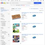 HASBRO Board Games from $3.50 + Delivery @ Hasbro eBay