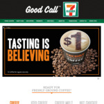 Free Regular Coffee @ 7-Eleven via Fuel App