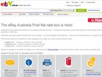Australia Post - Cheapest Flat Rates for Boxed Parcels Upto 15kg with AU Wide Delivery Released!