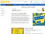 FREE Hotdog + Massage @ MÄNLAND - IKEA Homebush (NSW) 1-4/9/11