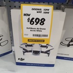 DJI Mavic Air Arctic White $698 (In-Store Only) @ Officeworks