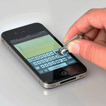 Father's Day Freebie: Stylus with Dust Cap for iPhone/iPad, Free Item, Free Postage
