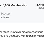 AmEx Offer: Spend $25,000 or More, Get 6000 Membership Reward Points