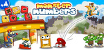 [Android] $0: Monster Numbers Full Version: Math Games for Kids (Was $3.39) @ Google Play
