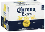 Corona Extra Beer 24x 355ml Bottles $48 Delivered @ CUB eBay