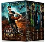 [eBook] Keeper of Dragons: The Complete Series, $0.99 (Was $13.68) @ Amazon AU
