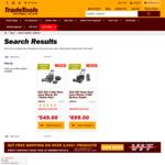 EGO ST1530E $159 (RRP $349), EGO BC3800E $169 (RRP $449), EGO Chainsaw CS1600E $279 (RRP $339) Delivered @ Trade Tools