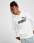 100% Cotton PUMA Core Logo Overhead Hoodie White Color (Size M, L, XL, XXL) $49.50 + $6 Shipping @ JD Sports