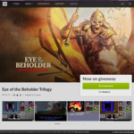 [PC] Free - Eye of The Beholder Trilogy @ GOG
