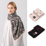 Hello Kitty Wool Blend Scarf $33.15 (Was $140) Delivered @ UGG Express