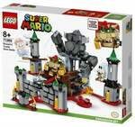 LEGO 71369 Super Mario Bowser's Castle Boss Battle Expansion Set - $129 Delivered @ Kmart