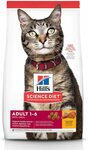 Hill's Science Diet Adult Chicken Dry Cat Food 6kg $49.99 Delivered @ Amazon AU