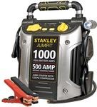 Stanley 500/1000A Jump Starter + 120PSI Compressor + 12V/USB Charger $99 (from $299) + S&H @ Kogan