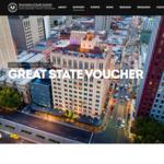 [SA] Free - $100 CBD Accommodation Vouchers ($50 for Regional/Suburban SA) @ SA Tourism Commission