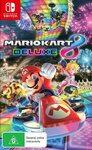 [Prime, Switch, Waitlist] Mario Kart 8 Deluxe $49 Delivered @ Amazon AU