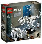 LEGO Ideas 21320 Dinosaur Fossils $79.99 Delivered @ Myer eBay