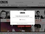 ASOS: 30% OFF All Full Priced Mens ASOS Branded Items