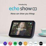 Amazon Echo Show 8 $109, Echo Show 5 $49 Delivered @ Amazon AU