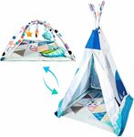 Fun N Well My Journey Baby Play Gym $54.60 Delivered (Was $78) @ Well Reflection via Amazon AU