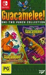 [Switch] Guacamelee! One-Two Punch Collection, Ion Fury, Dungeon of the Endless $9.95 @ EB Games