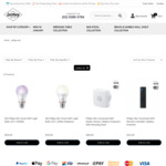 Philips Wiz 9W Smart Wi-Fi Light Bulb E27 from $46.75 Delivered @ Lectory