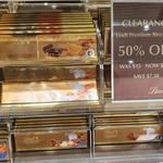 [NSW] 50% off Lindt Premium Block 300g - $7.50 (Was $15) at Lindt Cafe Macquarie Centre