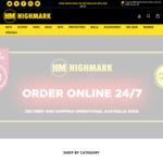 10% off Storewide @ Highmark Cricket