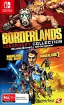 [Switch] Borderlands Legendary Collection $38, Skyrim $38 (OOS), Xenoblade Chronicles $48 @ Amazon AU/Harvey Norman