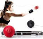 TEKXYZ Boxing Training Reflex Balls with Headband $8.48 (50% off) + Shipping ($0 with Prime/ $39 Spend) @ TEKXYZ Amazon AU