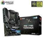 [Afterpay] MSI MAG Z490 TOMAHAWK ATX Motherboard $252 Delivered @ Shallothead eBay
