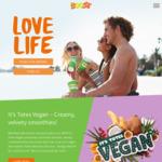 $2 off via Vegan Challenge @ Boost Juice (App Required)