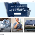 Charles Tyrwhitt 4 Shirts for $179 + $20 Shipping @ Charles Trywhitt