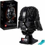 LEGO Star Wars Darth Vader Helmet 75304 $69 Delivered @ Amazon AU