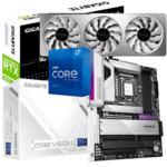 Bundle Deal: Intel Core i7 11700K, Z590 VISION G & GeForce RTX 3070 $2299 Delivered @ Mwave