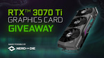 Win a RTX 3070 TI from Nerd or Die and Gaming Careers!