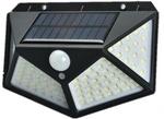 100 LEDs 1200 mAh Solar Powered Motion Sensor Lights US$9.99 / A$13.49 Delivered @ Tomtop