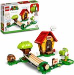 LEGO Super Mario Mario's House and Yoshi Expansion Set 71367 Building Kit $20 + Delivery ($0 with Prime/ $39 Spend) @ Amazon AU