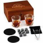 8 Whisky Stones & 2 Glasses Gift Set $29.99 Delivered @ Perkisboby-AU via Amazon AU