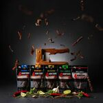 Jerky / Biltong - 5x 100g Tasting Bundle $28.99 + $9.99 Shipping @ 4hunters