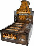 Grenade Carb Killa High Protein and Low Carb Bar, 12x 60g - Fudge Brownie $28.80 + Post ($0 with Prime/ $39 Spend) @ Amazon AU