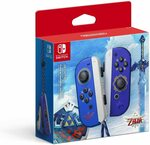 Nintendo Switch Joy-Con Controller (The Legend of Zelda Skyward Sword HD Edition) $64 Delivered @ Amazon AU