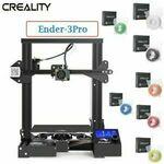 Creality Ender 3 Pro 3D Printer + 1kg Filament $209 Delivered @ Naixuedecha via eBay